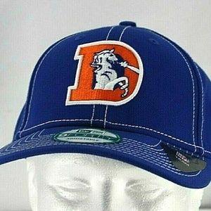 Denver Broncos NFL Blue Baseball Hat Snapback